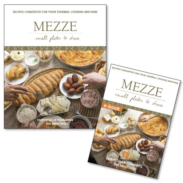 Mezze Cookbook Greek Thermomix Recipes